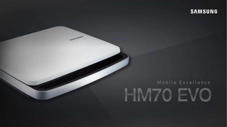 Samsung HM70 EVO hordozhato ultrahang készülék