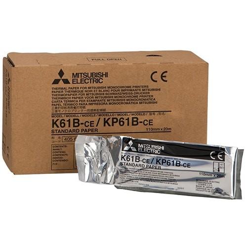 KP61B kisfelbontású matt hőpapír
