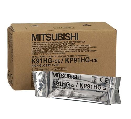 KP91HG nagyfelbontású fényes hőpapír