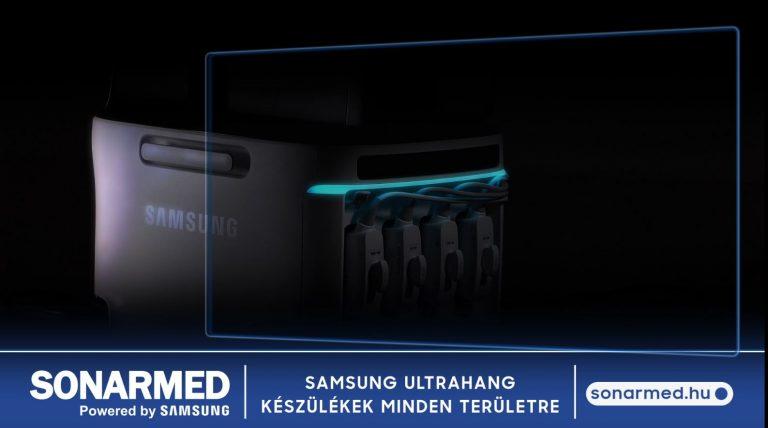 Samsung HERA W10 ultrahang készülék a Sonarmed kínálatában