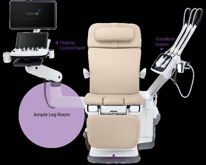 Samsung HERA I10 ergonómiai kialakítása