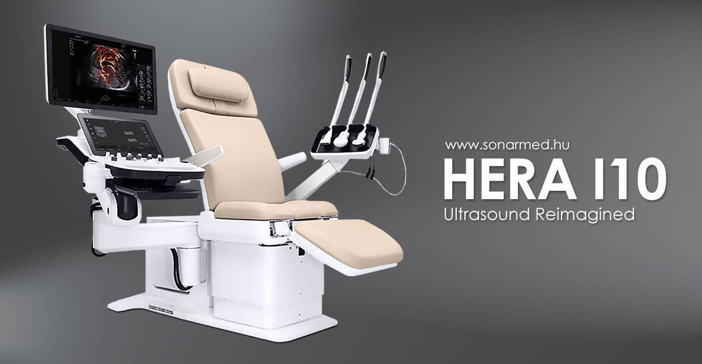 SAMSUNG HERA I10 szülészeti-nőgyógyászati 2D/ 3D/ 4D/ 5D ultrahang készülék